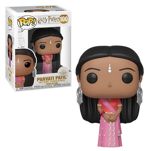 Harry Potter Pop! Vinyl Figure Parvati Patil Yule Ball [100]