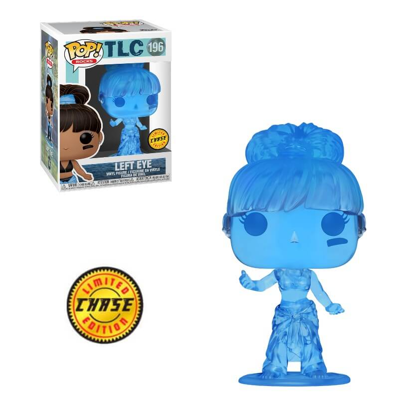 Rocks Pop! Vinyl Figure Left Eye (Chase) [TLC] [196]