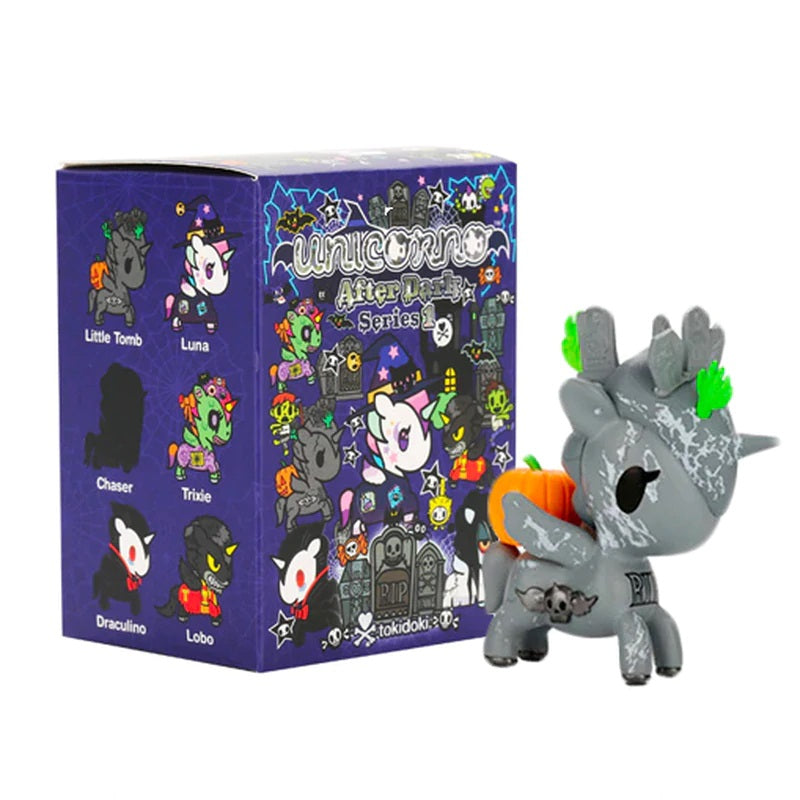 Tokidoki Unicorno After Dark Series 1: (1 Blind Box)