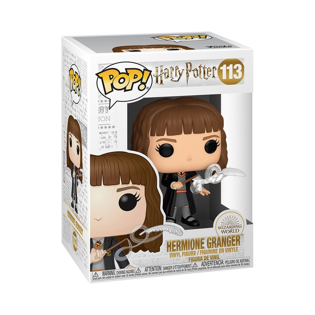 Harry Potter Pop! Vinyl Figure Hermione Granger (With Feather) [113]