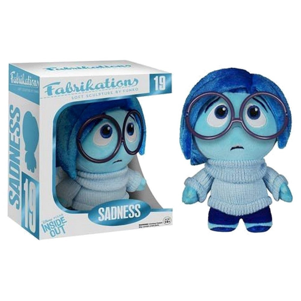 Fabrikations Soft Sculpture by Funko: Sadness [Inside Out]