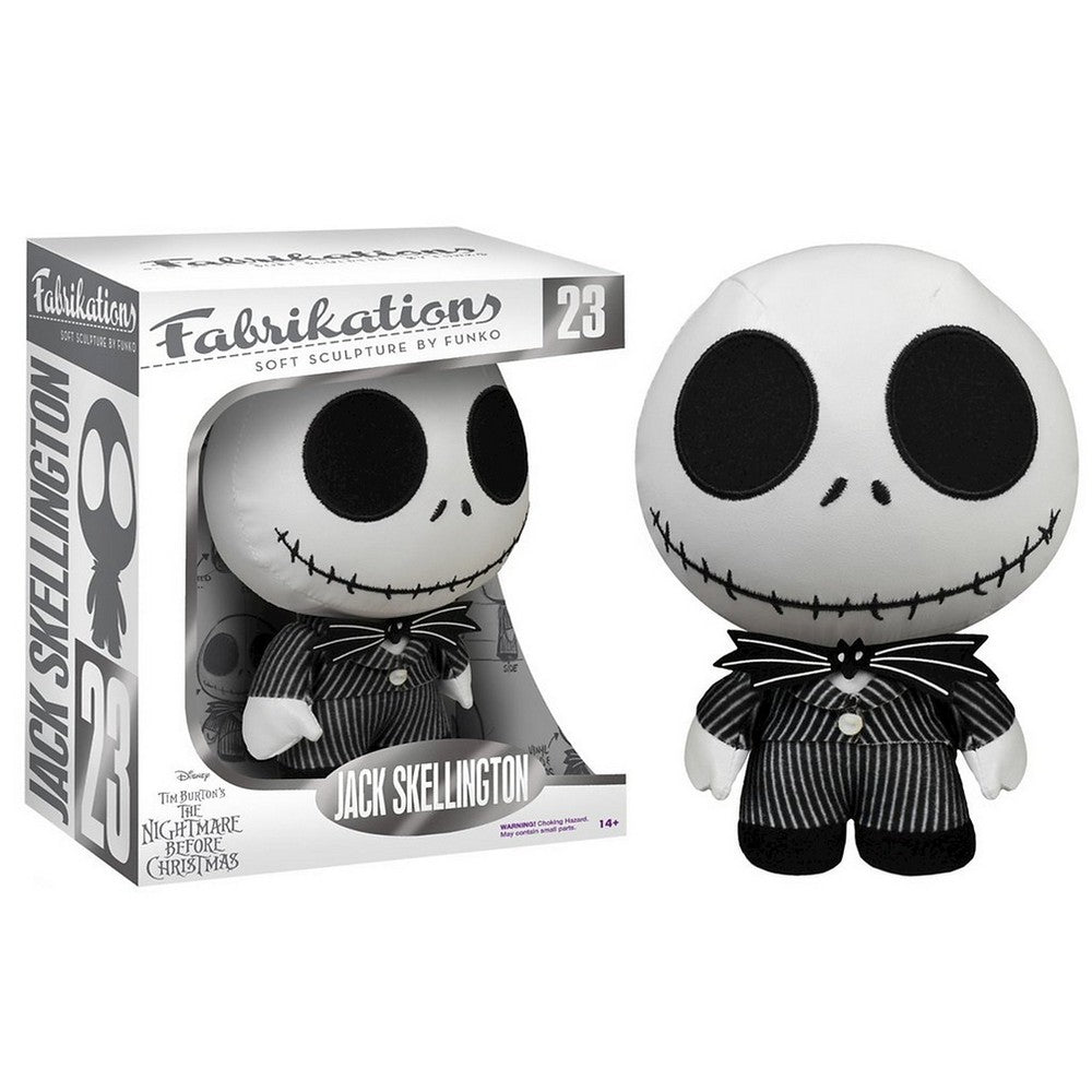 Fabrikations Soft Sculpture by Funko: Jack Skellington [The Nightmare Before Christmas]
