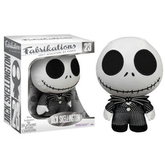 Fabrikations Soft Sculpture by Funko: Jack Skellington [The Nightmare Before Christmas] - Fugitive Toys