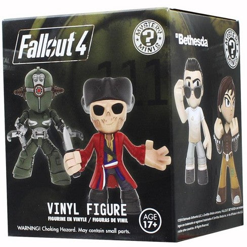 Funko Mystery Minis Fallout 4: (1 Blind Box)