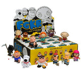 Kidrobot Family Guy Series 1 (Case of 16) - Fugitive Toys