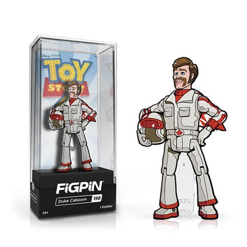 Toy Story 4: FiGPiN Enamel Pin Duke Caboom [198]