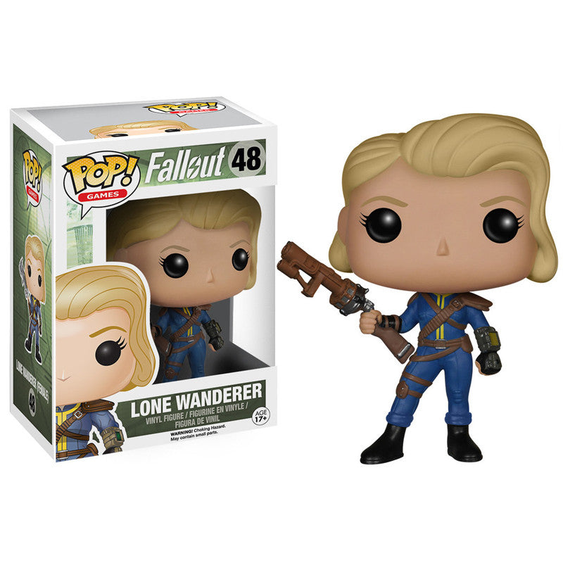 Fallout Pop! Vinyl Figure Lone Wanderer [Female]