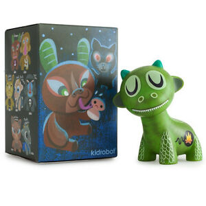 Kidrobot Ferals by Amanda Visell Mini Series: (1 Blind Box)