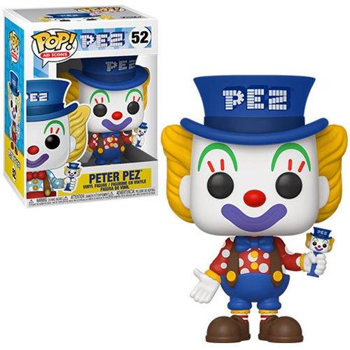PEZ Pop! Vinyl Figure Peter Pez Blue Hat [52]