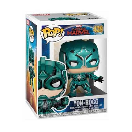 Marvel Pop! Vinyl Figure Yon-Rogg [Captain Marvel] [429]