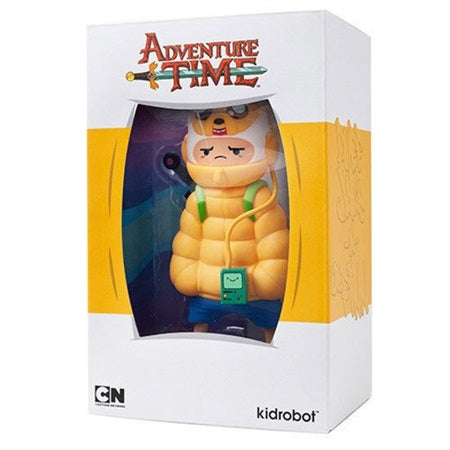 Adventure Time x Kidrobot: Puff Jake N Lil Finn Medium Figure