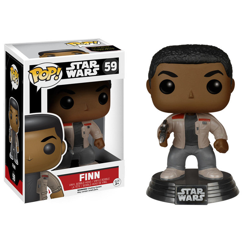 Star Wars Pop! Vinyl Bobblehead Finn [Episode VII: The Force Awakens]