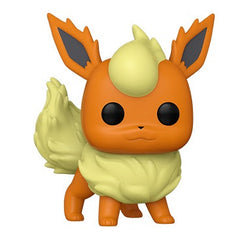 Pokemon Pop! Vinyl Figure Flareon - Fugitive Toys