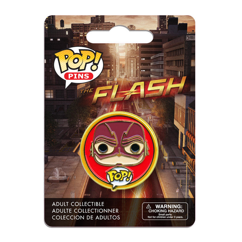 The Flash Pop! Pins The Flash