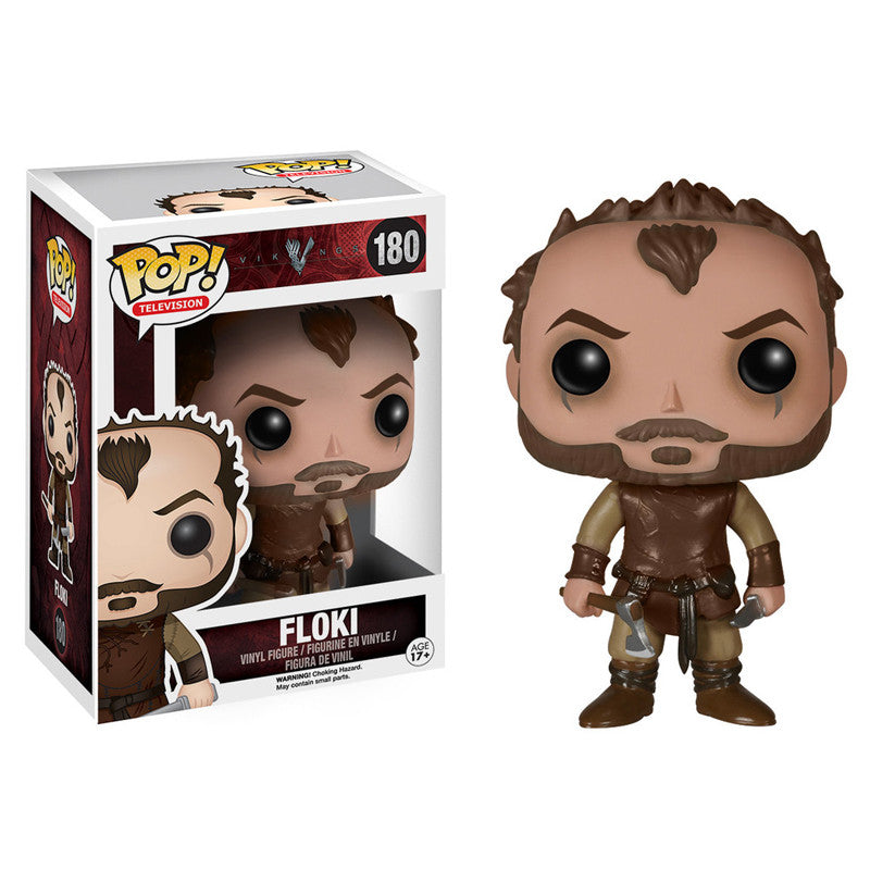 Vikings Pop! Vinyl Figure Floki