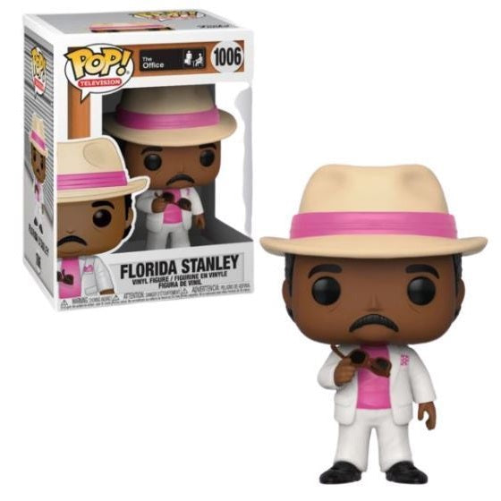 The Office Pop! Vinyl Figure Florida Stanley [1006] - Fugitive Toys