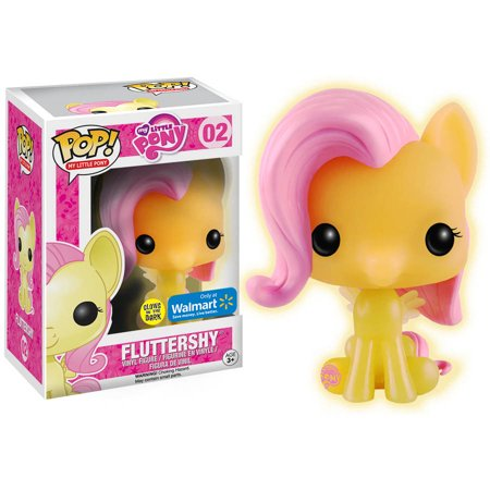 My Little Pony Pop! Vinyl Figures Glow in the Dark Fluttershy [2]