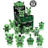 Five Nights at Freddy's Glow in the Dark Mystery Minis: (1 Blind Box) - Fugitive Toys