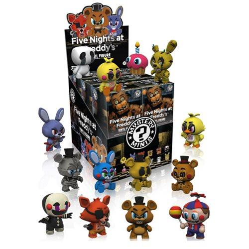 Five Nights at Freddy's Mystery Minis Series 1: (1 Blind Box)