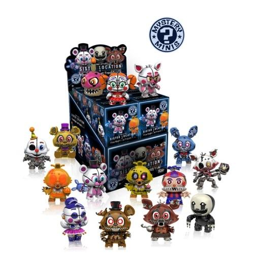 Five Nights at Freddy's Series 2: (Case of 12)