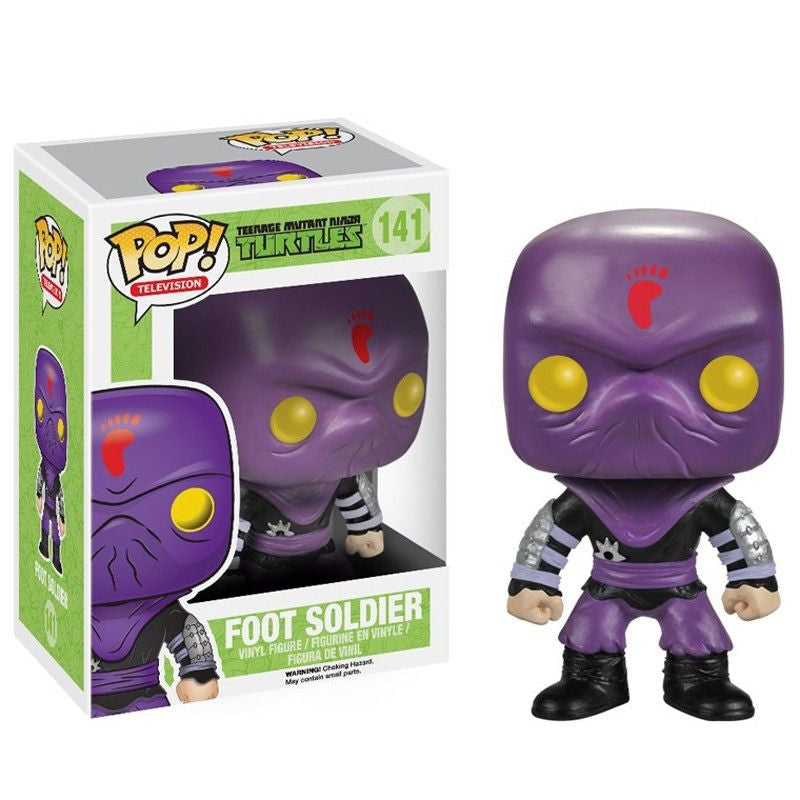 Teenage Mutant Ninja Turtles Pop! Vinyl Figure Foot Soldier