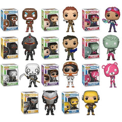 Fortnite Series 1 Pop! Vinyl Figures [Set of 11]