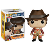 Doctor Who Pop! Vinyl Figure Fourth Doctor - Fugitive Toys