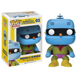 Hanna-Barbera Pop! Vinyl Figure Frankenstein Jr.[Frankenstein Jr. & The Impossibles] - Fugitive Toys