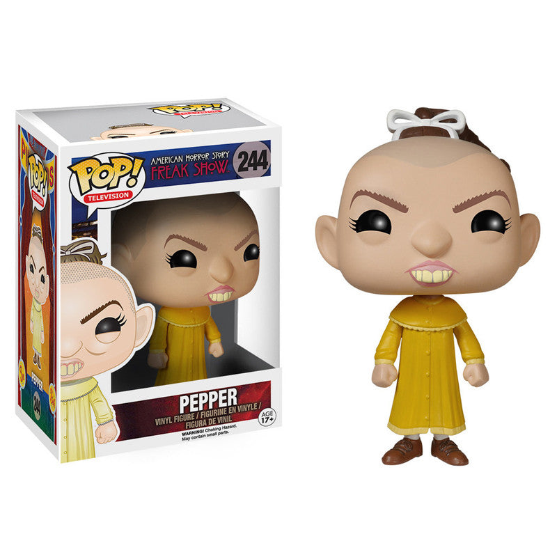 American Horror Story: Freak Show Pop! Vinyl Figure Pepper - Fugitive Toys