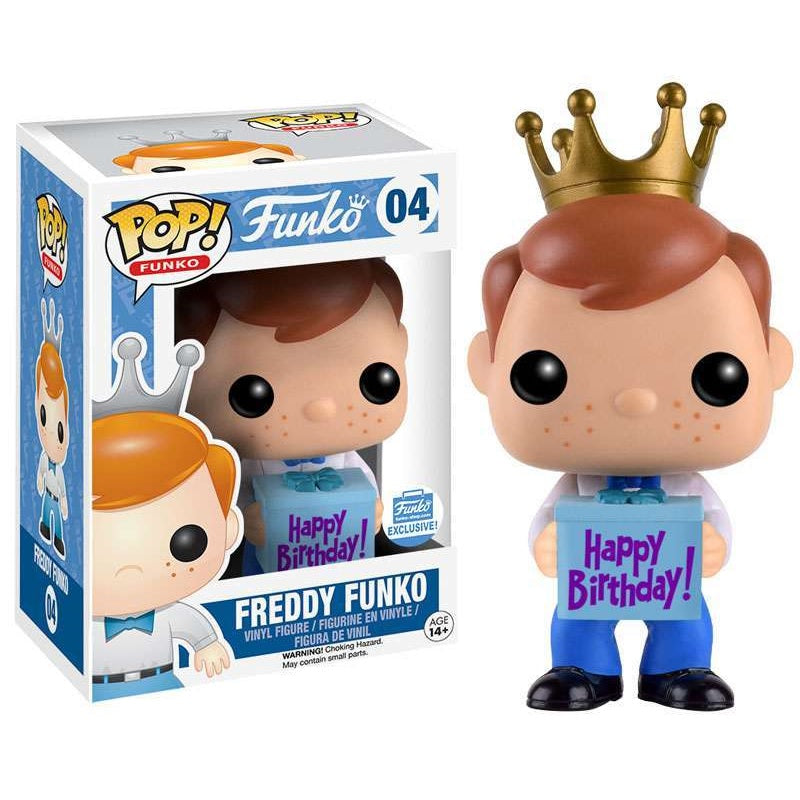 Freddy Funko Pop! Vinyl Figure Happy Birthday [04]