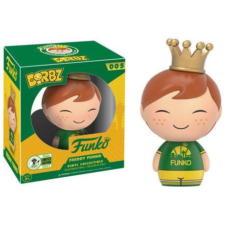 Dorbz: Freddy Funko - Seattle Freddy [ECCC Exclusive]
