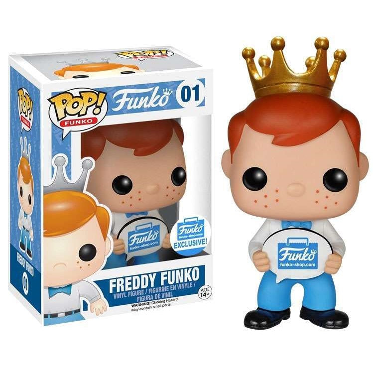 Freddy Funko Pop! Vinyl Figure Funko Shop [01]