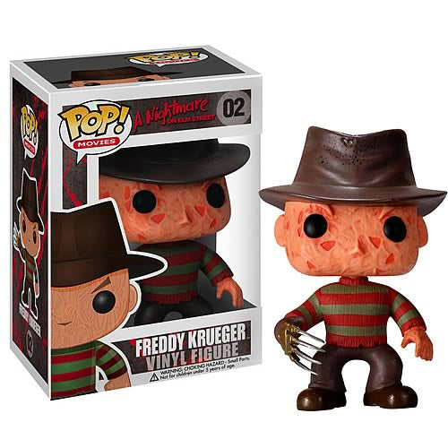 Movies Pop! Vinyl Figure Freddy Krueger [Nightmare on Elm Street]