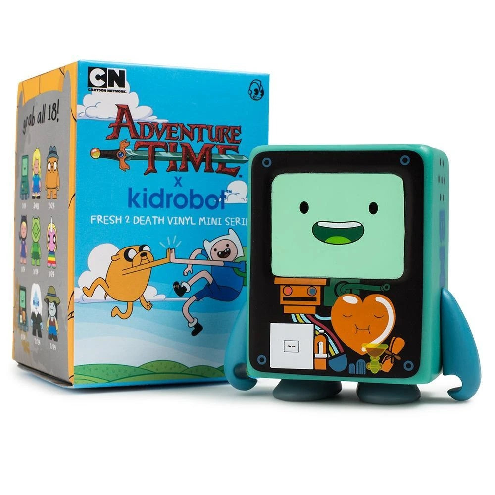 Kidrobot x Adventure Time Fresh 2 Death Vinyl Mini Series (1 Blind Box)