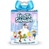 Frosty the Snowman Follow the Leader Card Game - Fugitive Toys