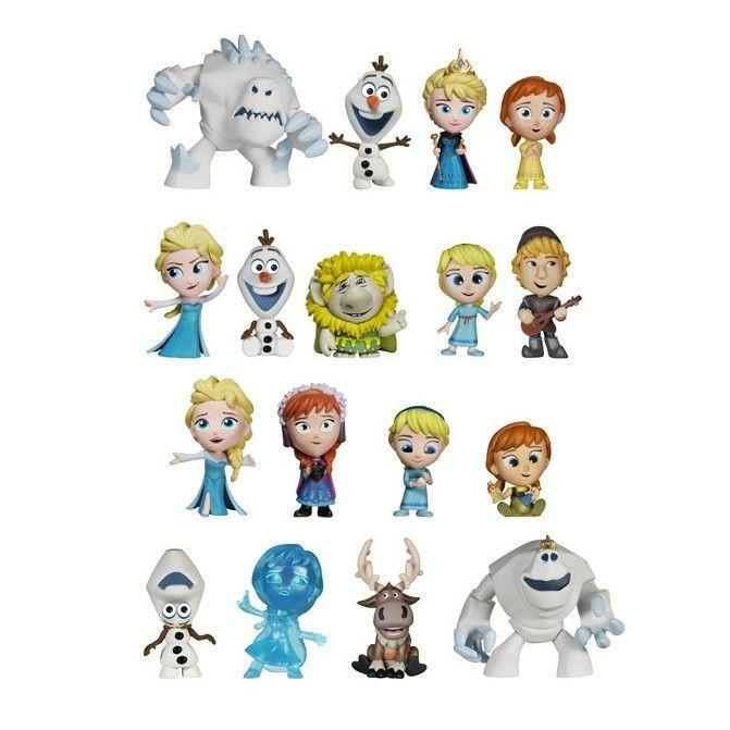 Disney's Frozen Mystery Minis: (1 Blind Box)