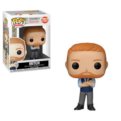 Modern Family Pop! Vinyl Figure Mitch [757]