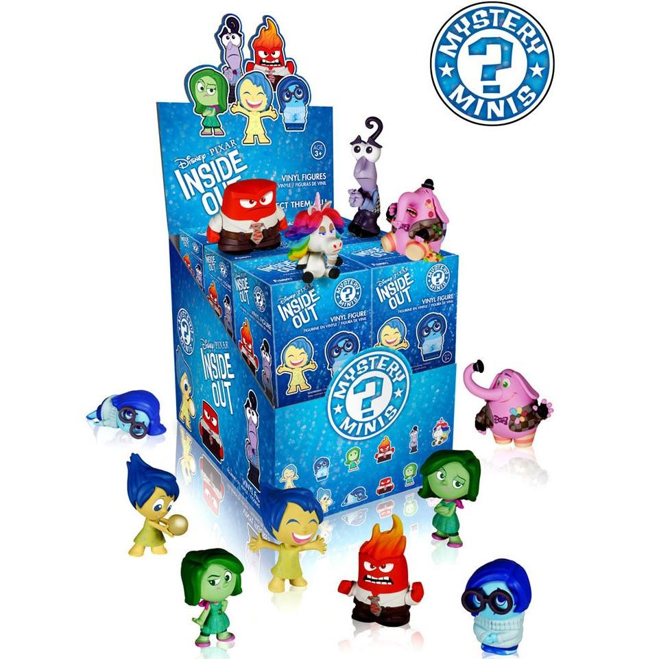 Disney Pixar Inside Out Mystery Minis: (1 Blind Box)