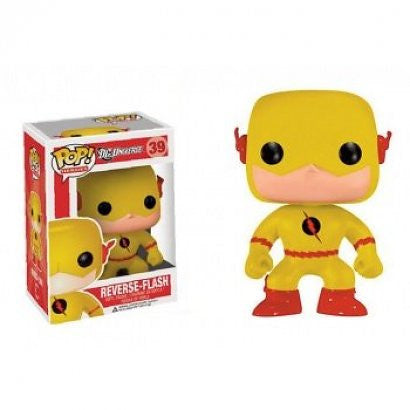 DC Universe Pop! Vinyl Figure Reverse Flash [Exclusive]