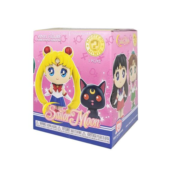 Funko Mystery Minis Sailor Moon [Specialty Series]: (1 Blind Box)