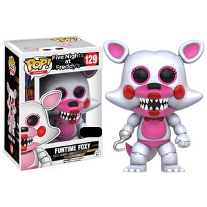 Five Nights at Freddy's Pop! Vinyl Figure Funtime Foxy [129]
