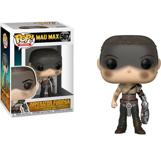 Movies Pop! Vinyl Figure Imperator Furiosa [Mad Max: Fury Road] [507]