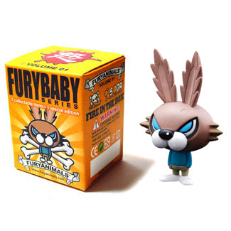 Fury Baby Volume 1: (1 Blind Box) - Fugitive Toys