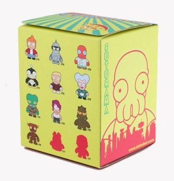 Kidrobot Futurama Series 1: (1 Blind Box)