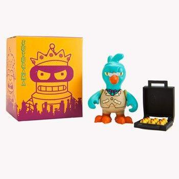 Kidrobot Futurama Mini Figures Series 2: (1 Blind Box)