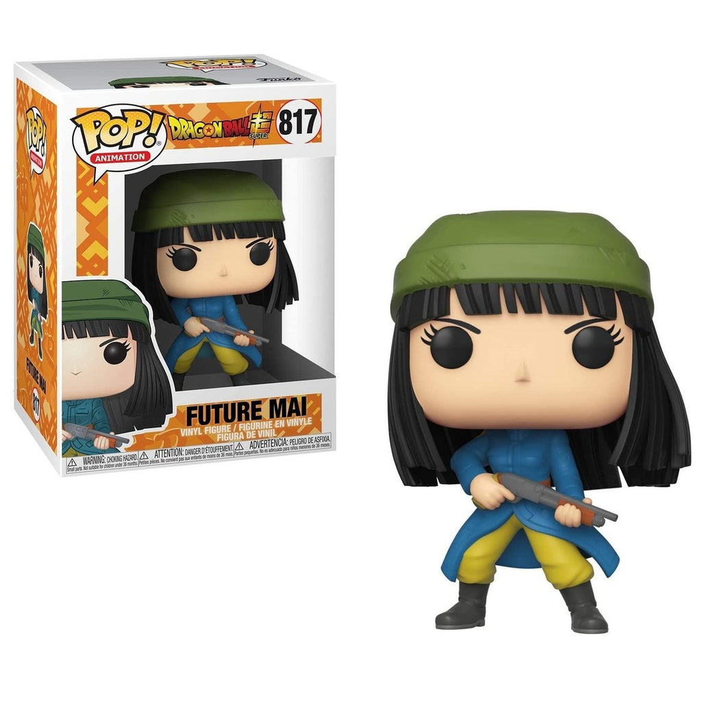 Dragon Ball Super Pop! Vinyl Figure Future Mai [817]