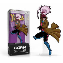 Marvel X-Men: FiGPiN Enamel Pin Gambit [439] - Fugitive Toys