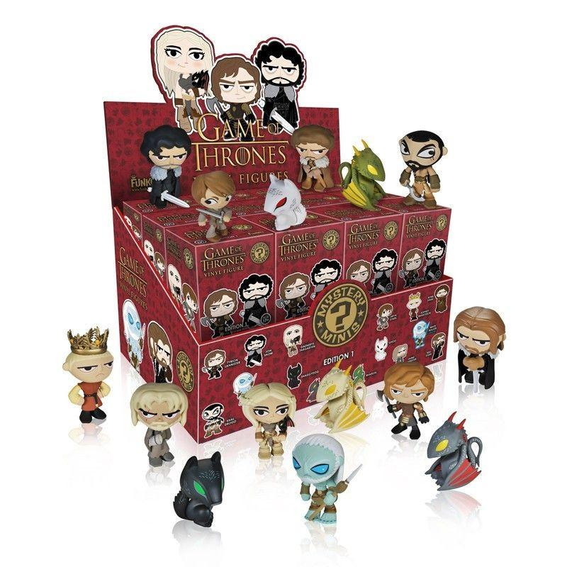 Game of Thrones Mystery Minis Series 1: (Case of 24)
