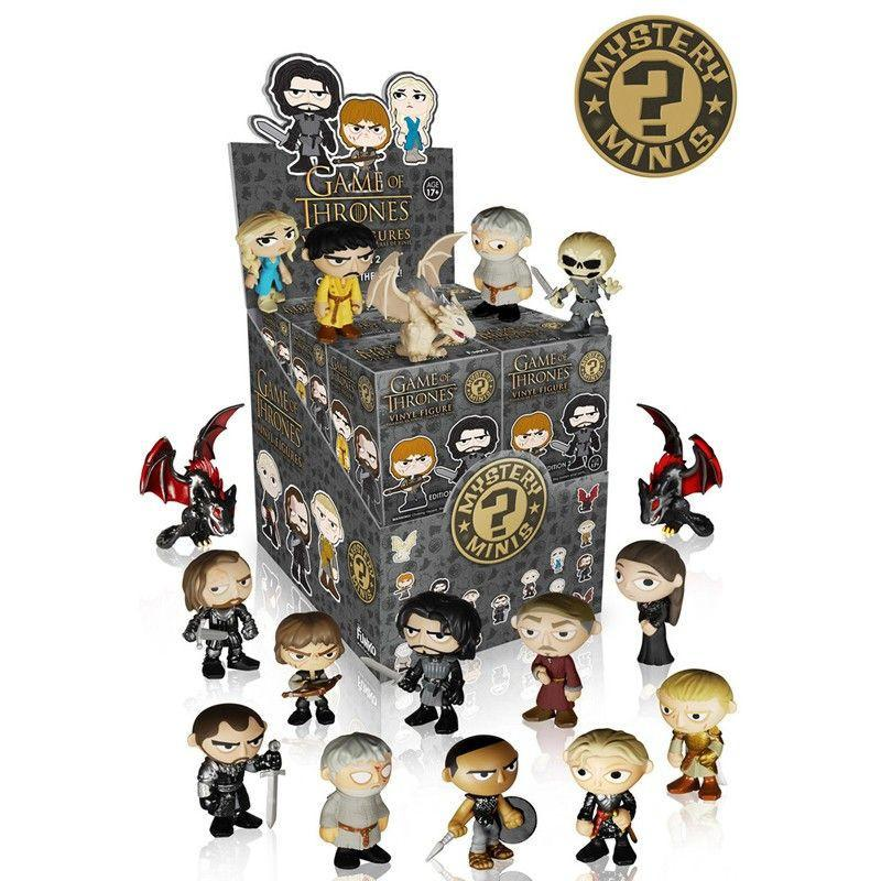 Game of Thrones Mystery Minis Edition 2: (Case of 12)