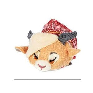 Disney Zootopia Gazelle Tsum Tsum Mini Plush - Fugitive Toys